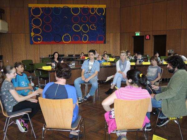 Kinder- und Jugendparlament