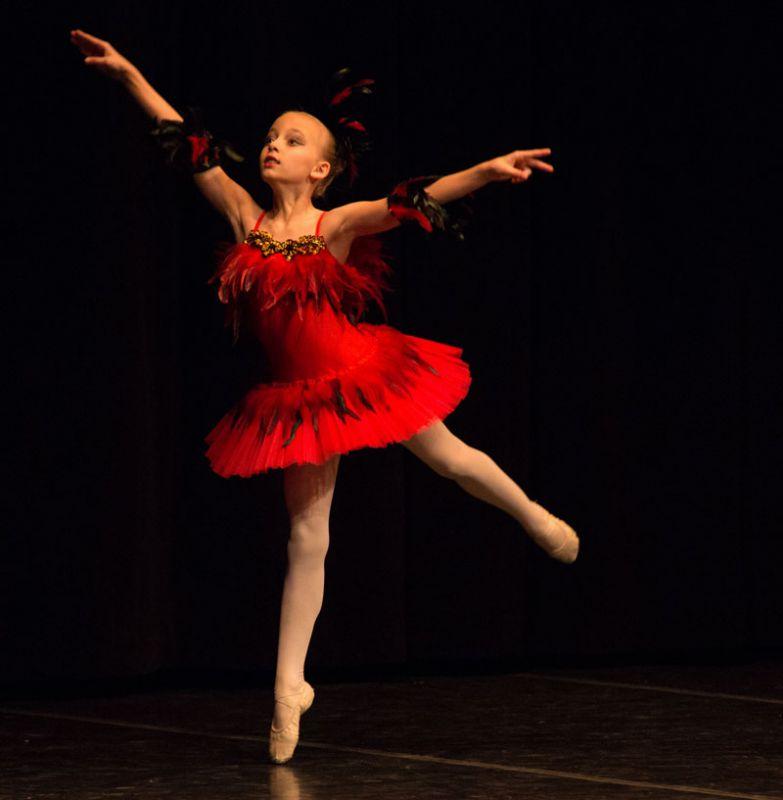 Ballettabteilung der Musikschule