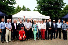 Rotter See Stadtteilfest 2016 Gruppe