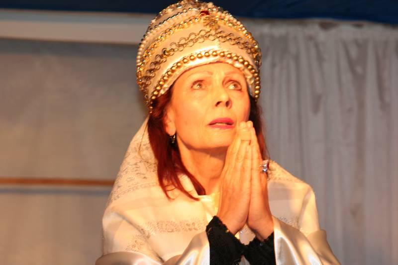 Sibylle Kuhne – Schauspielerin