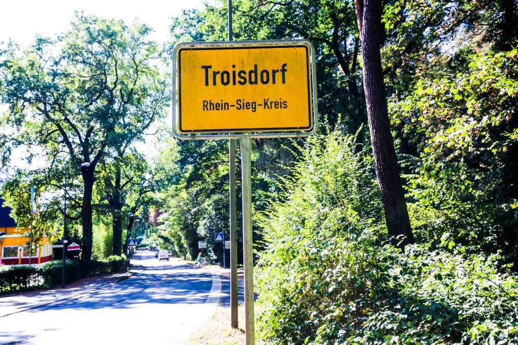 Umzug einer Troisdorfer Kita wegen Wasserschaden