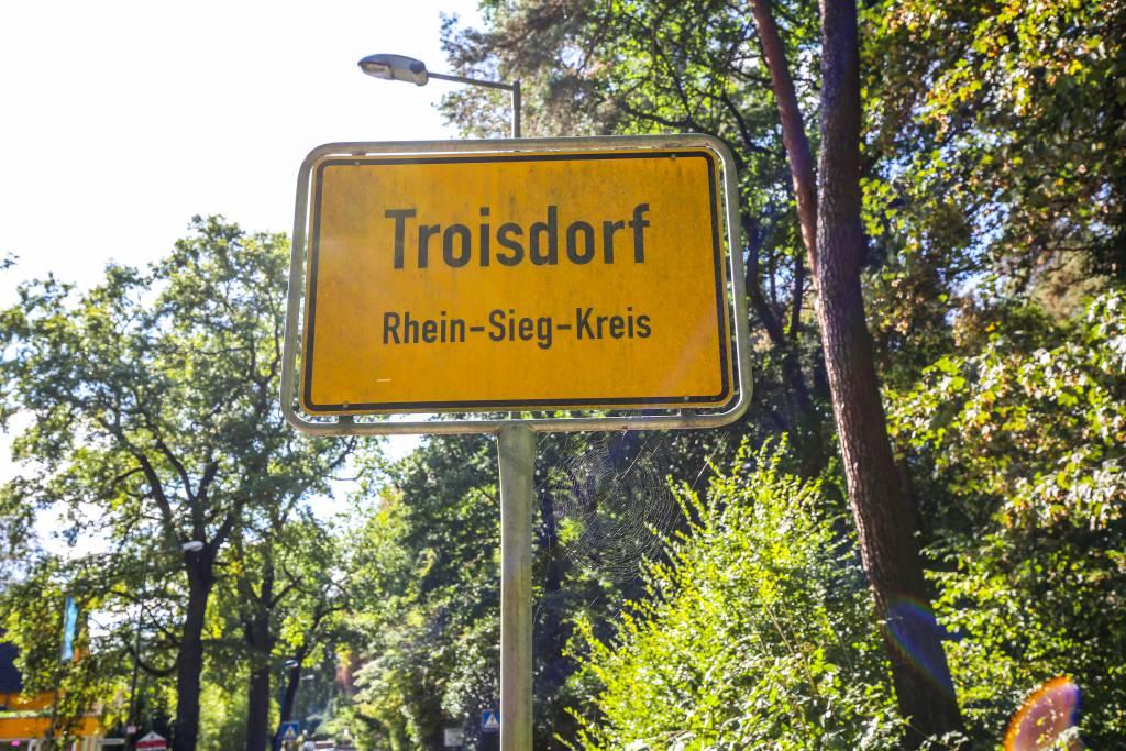 Feuerwehr informiert Quelle: Stadt Troisdorf