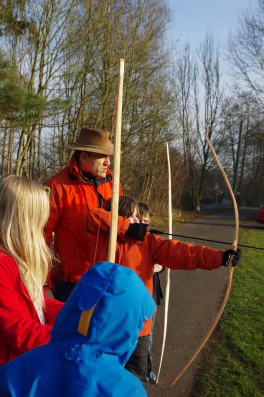 Naturschule Aggerbogen Treffen der Kinder- und Jugendgruppen Quelle: Stadt Lohmar