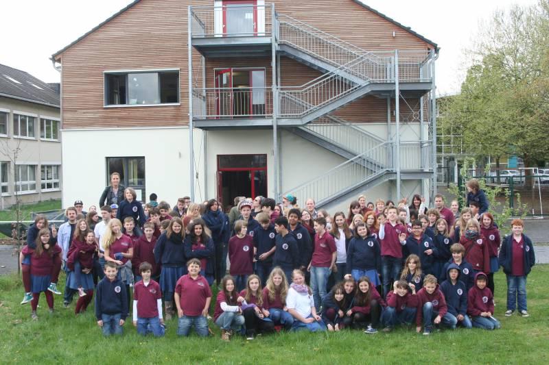 Der Schnuppertag für Grundschüler am Kunstkolleg Hennef, der kreativen Gesamtschule, war ein voller Erfolg Quelle: Rhein-Sieg-Akademie Kunstkolleg GmbH