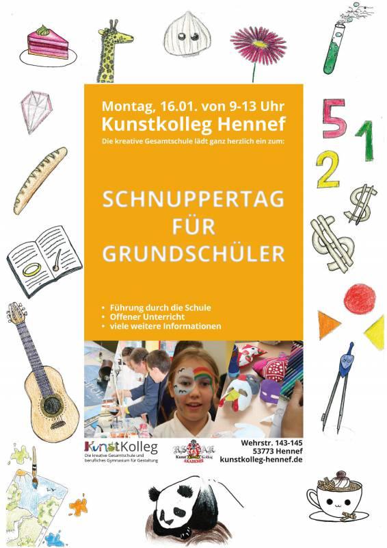 Tag der offenen Türe am Kunstkolleg Hennef Quelle: Rhein-Sieg-Akademie Kunstkolleg gGmbH