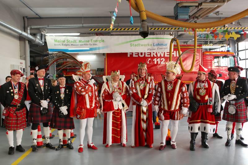 Die Stadtwerke Lohmar bei der verrückten Flughafenolympiade Quelle: Stadtwerke Lohmar