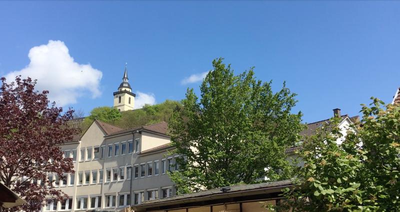 Manege frei im Städtischen Familienzentrum Willy-Brandt Platz Quelle: Stadt Niederkassel