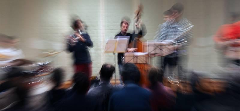 Im Mai in der Meys Fabrik: Jazz Connection Quelle: Stadt Hennef