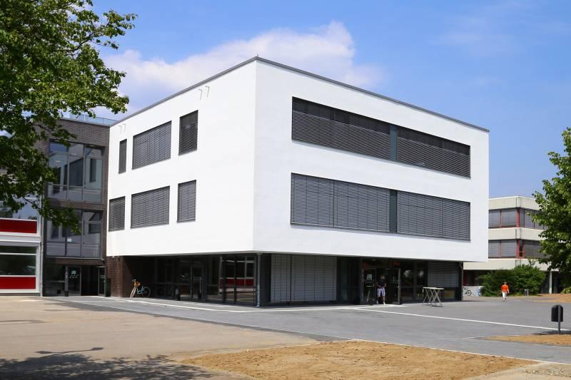 Einweihung der neuen Hennefer Gesamtschule Zwei Jahre Bauzeit – Über 9 Millionen Euro Gesamtkosten