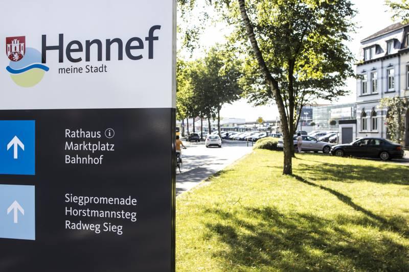 15. Hennefer Europalauf: 22. Juni 2019 Quelle: Hennef