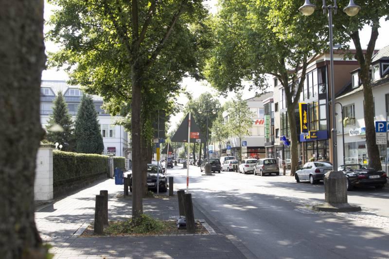 L125: Stadt setzt sich weiter für 50 km/h ein Quelle: Stadt Hennef