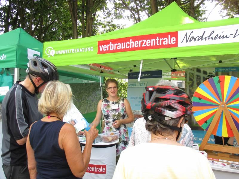 """Kreisweiter Fahrradwettbewerb """"Stadtradeln"""" 1. Etappenziel: 2432km in sieben Tagen in Siegburg geschafft"""