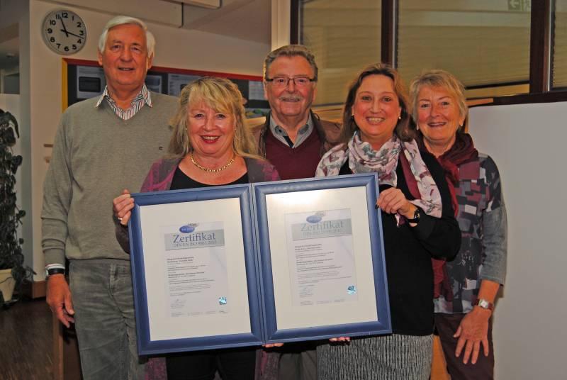 JBH erneut sehr erfolgreich im Qualitätsmanagement Quelle: Siegburg