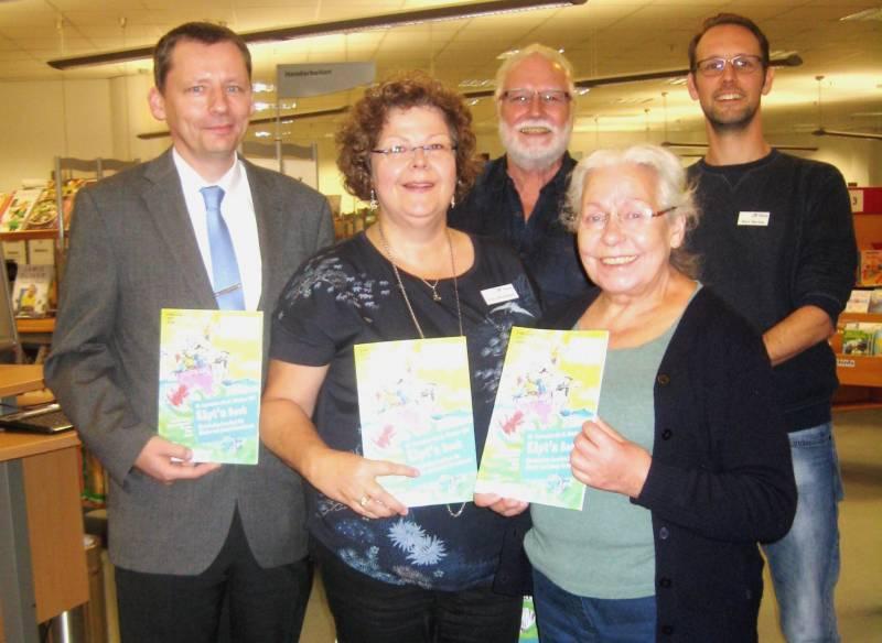 Sparda Bank spendete für Lesefest Viele junge Teilnehmer bei Käpt'n Book