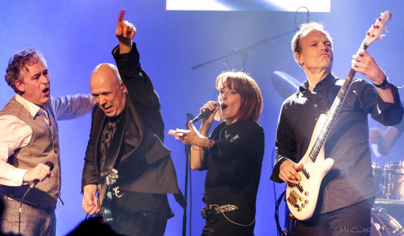 Still Collins mit After-Show-Party Konzert -plus- in der Stadthalle Troisdorf