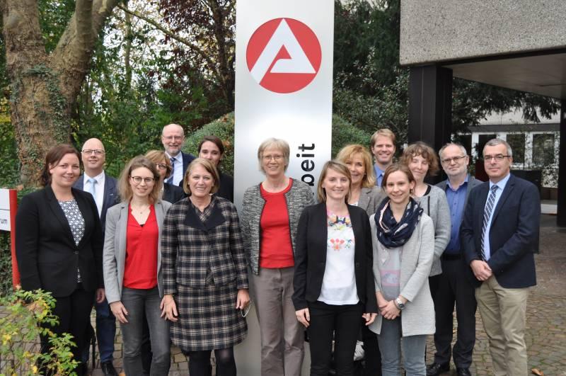 Jahresgespräch mit Uni Bonn Wie gründen Akademiker?