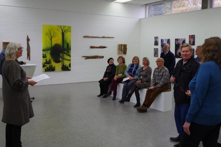 """Ausstellung zeigt Schönheit der Natur auf """"Vielerlei"""" Art Quelle: Stadt Lohmar"""