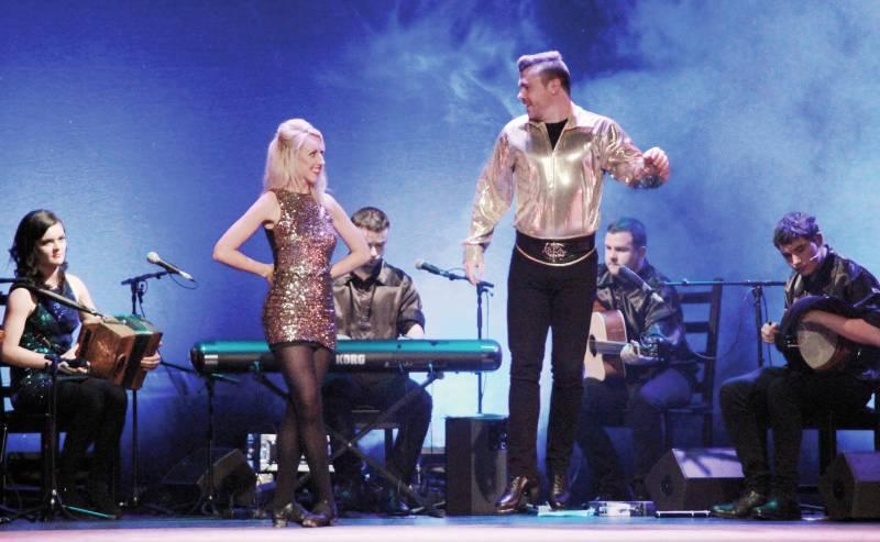 Irish Christmas – Klänge aus Irland Musik- und Tanzshow in der Stadthalle Troisdorf