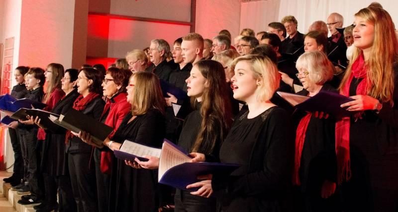 Das Paulus-Oratorium von Mendelssohn Festkonzert in der Stadthalle Troisdorf