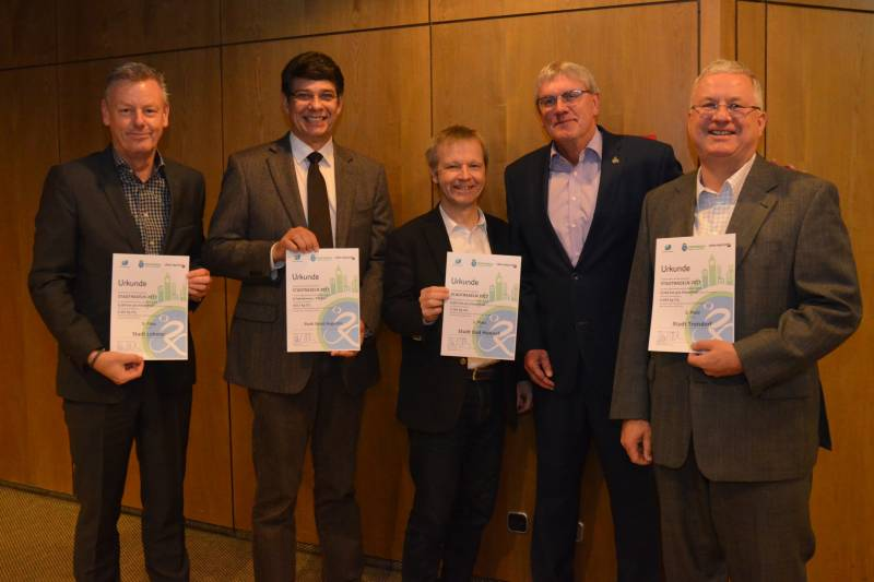 Bad Honnef gewinnt Aktivste Teilnehmer am STADTRADELN stehen fest