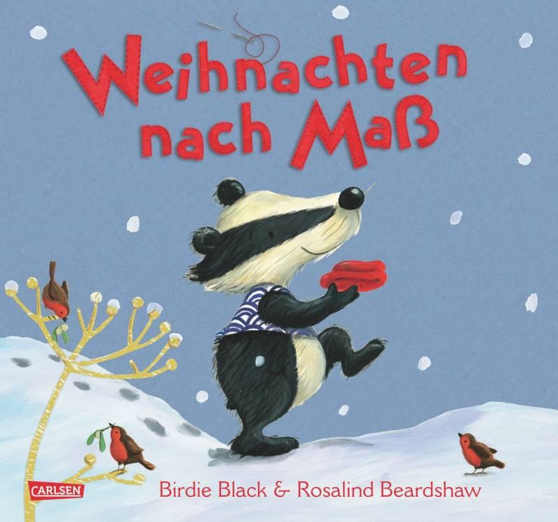 """Hör' zu – mach' mit: """"Weihnachten nach Maß"""" Bilderbuchkino und Basteln in der Stadtbibliothek"""