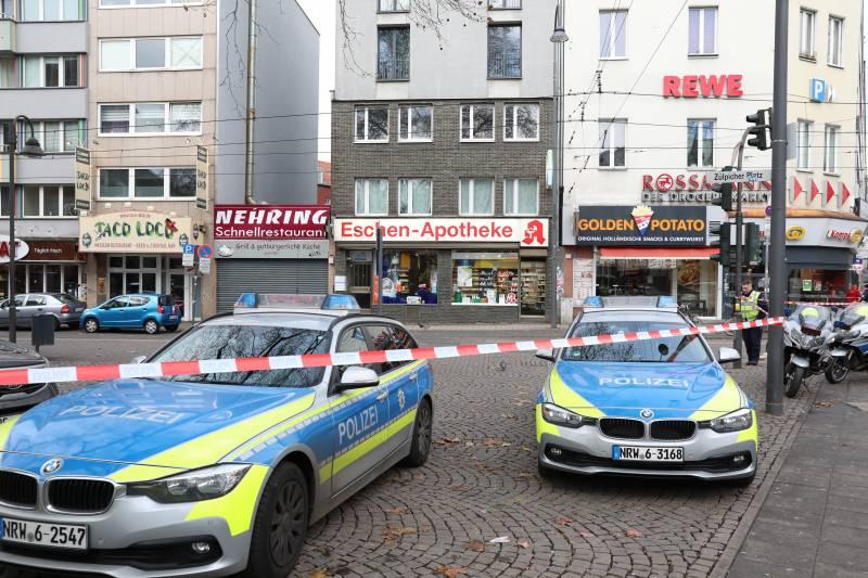 Verdächtiges Paket löst Polizeieinsatz aus Spezialisten des Landeskriminalamtes geben Entwarnung