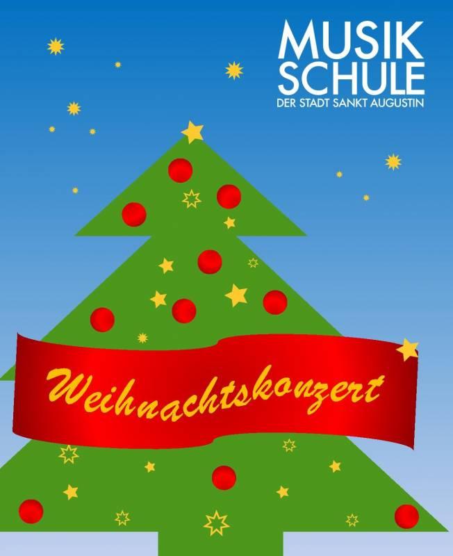 Weihnachtskonzert der Musikschule Quelle: Stadt Sankt Augustin