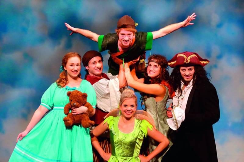 """Peter Pan – das Musical"""" Am Sonntag als Live-Erlebnis in Troisdorf zu sehen"""