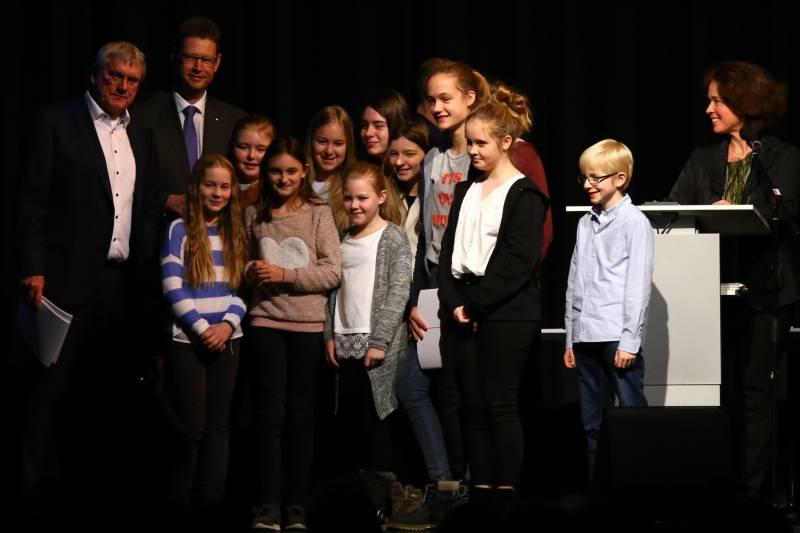 Musizierende Jugend im Rhein-Sieg-Kreis Konzert und Ehrung der Preisträgerinnen und Preisträger des 38. Wettbewerbs