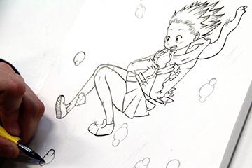 Mangas in den Ferien Japanisches Kulturerlebnis für Jugendliche