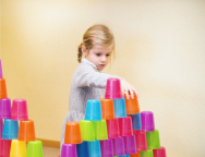 Coverbild Zukunftsstudie frühkindliche Bildung Johanniter NRW