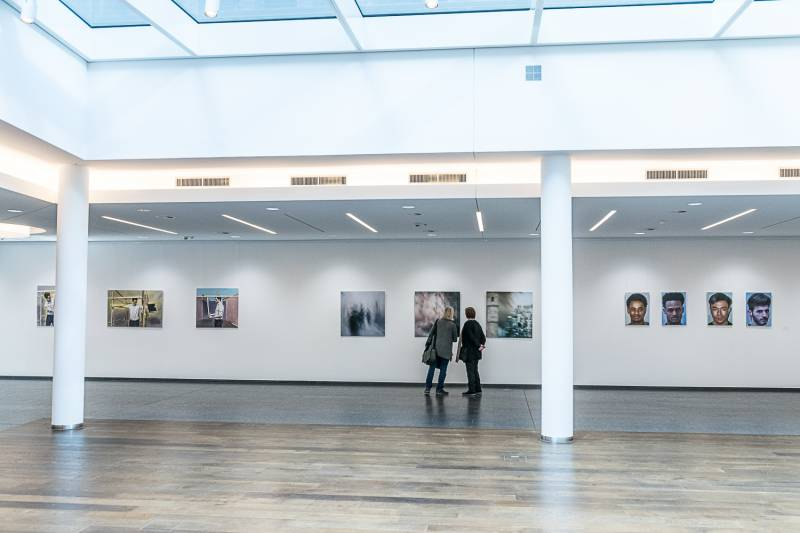 Kunsthaus-Werke in Dortmund Ausstellung von Troisdorfer Künstlern