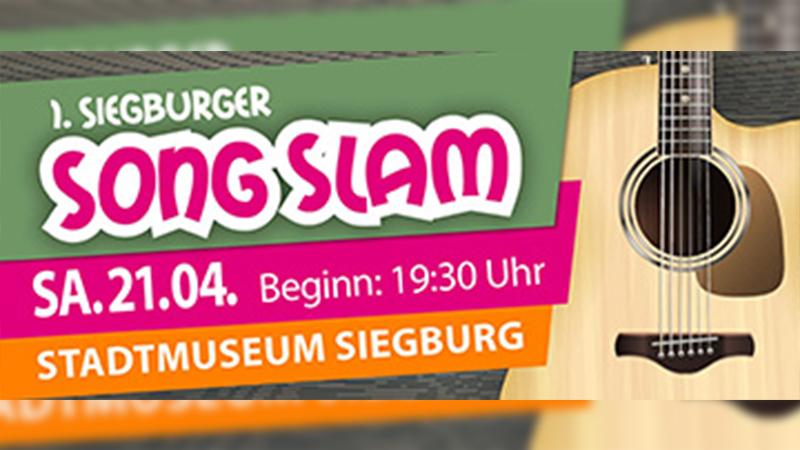Premiere für Song Slam Quelle: Kreisstadt Siegburg