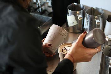 Lust auf Kaffee?  So sind Sie umweltschonend unterwegs Quelle : Siegburg Aktuell
