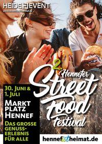 Hennefer Street Food Festival Quelle : Stadt Hennef
