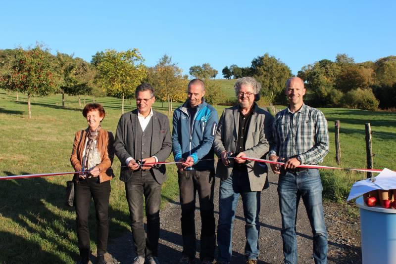 Einen Besuch wert: Der neue Hennefer Streuobstwiesenweg Quelle: Rhein-Sieg-Kreis