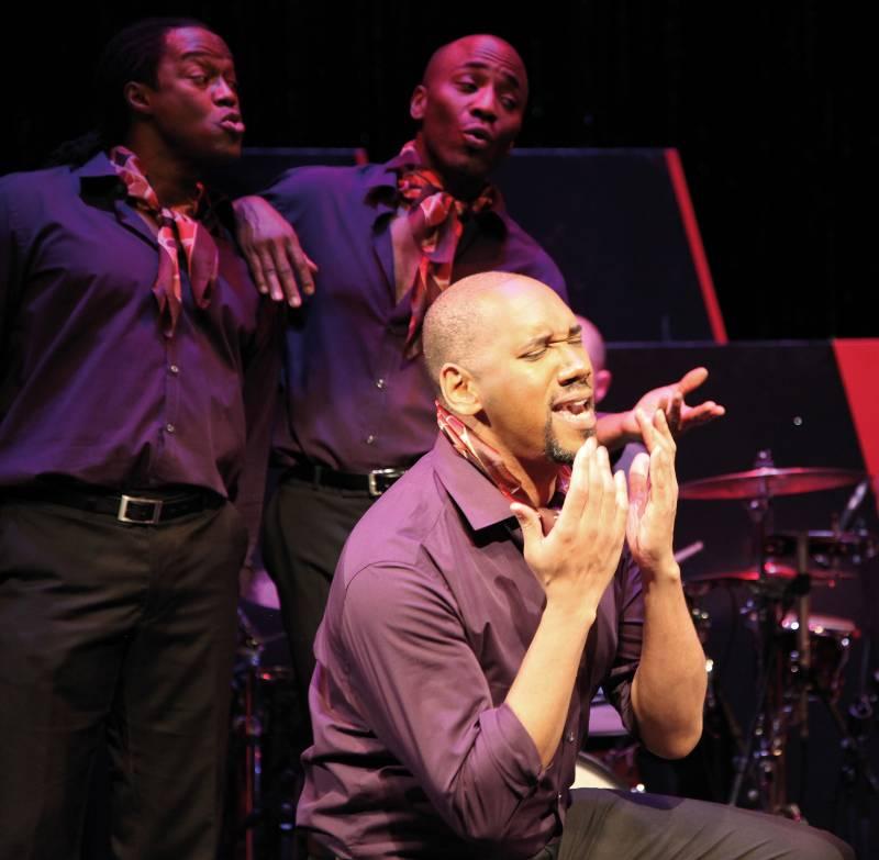 Gala-Musikshow in der Stadthalle Troisdorf:  Plattenlabel Motown – Die Legende Quelle: Stadt Troisdorf
