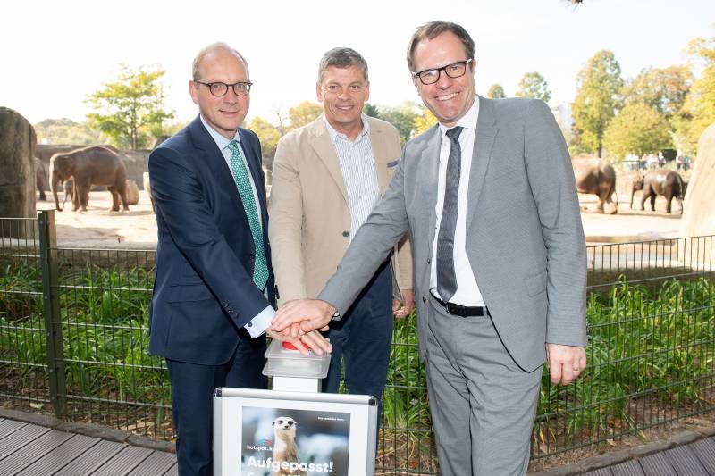 Zoo 4.0 – Ab sofort kostenloses WLAN im Kölner Zoo Quelle: AG Zoologischer Garten Köln