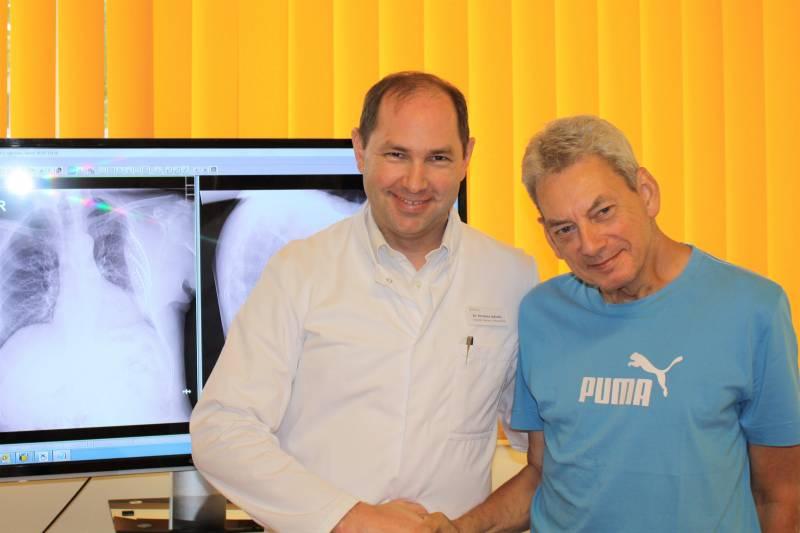 Neuartige Behandlungsmethode bei schweren Rippenbrüchen Quelle: Helios Klinikum Siegburg