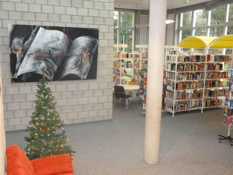 """""""Advent neu erleben"""" in der Stadtbibliothek Lohmar Quelle: Stadt Lohmar"""