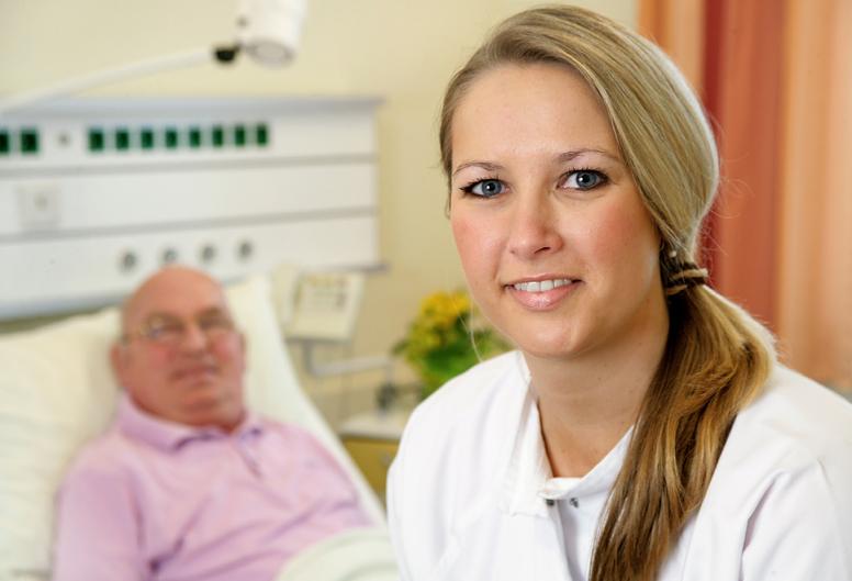 Anti-Dekubitus-Tag im Helios Klinikum Siegburg Quelle: Helios Klinikum Siegburg