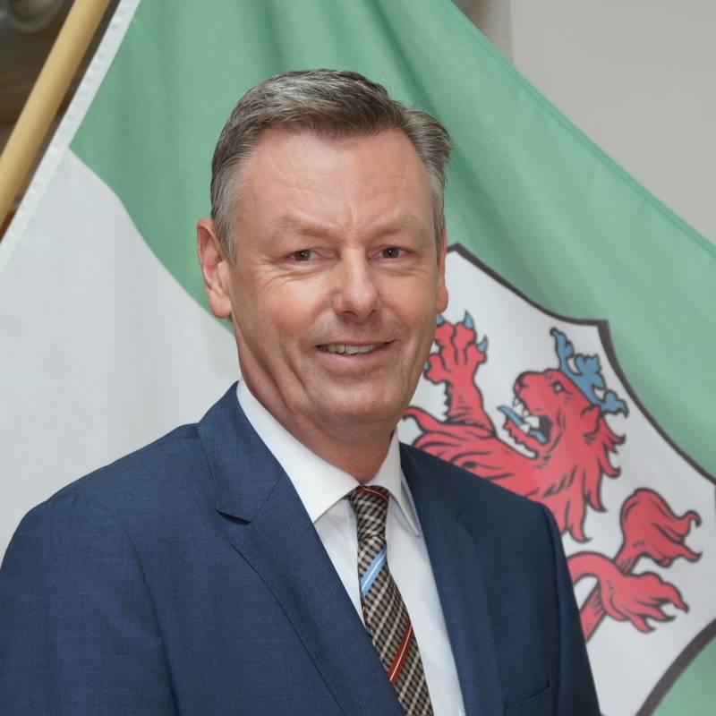 Bürgermeister Krybus zieht Jahresbilanz Quelle: Stadt Lohmar