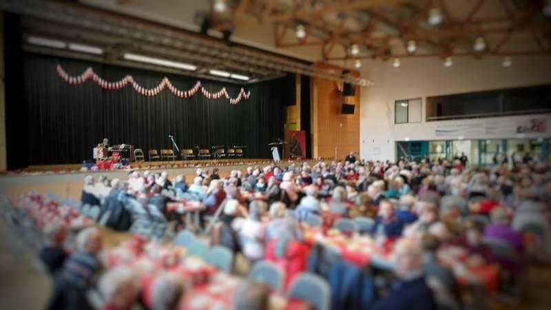 Gemeinsam den Advent gefeiert – Die ökumenische Adventsfeier der Kirchen war wieder ein voller Erfolg Quelle: Stadt Lohmar