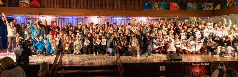 Kreativität ohne Grenzen – 7. Dance-Contest voller Erfolg Quelle: Rhein-Sieg-Kreis