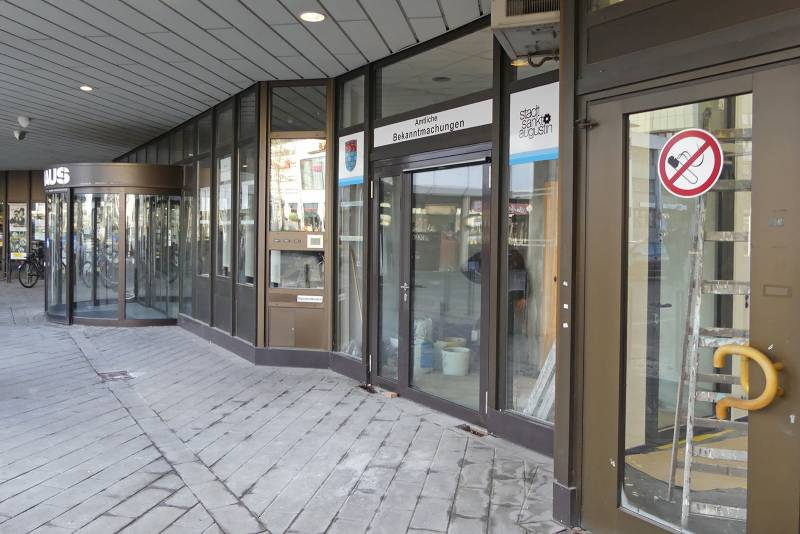 Bürgerservice zieht ins Rathaus Quelle: Stadt Sankt Augustin
