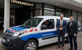 01400 69.029 Neues Dienstfahrzeug des Ordnungsamtes(P000743515)