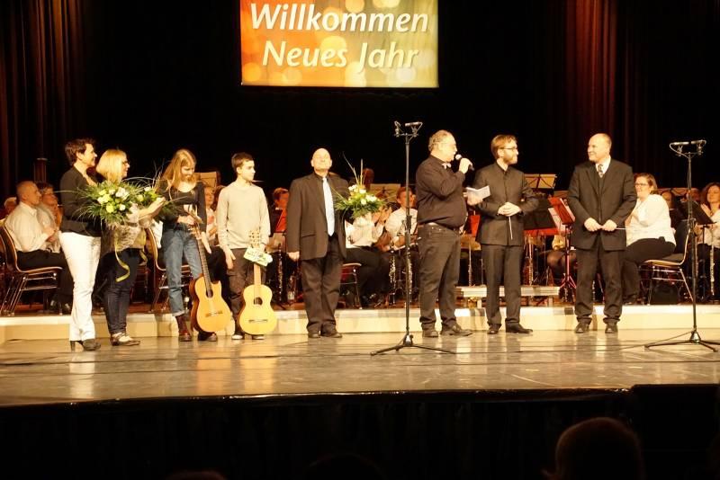 Das neue Jahr kulturell begrüßt – Neujahrsensemble, Ballettschulen & Nachwuchstalente verzaubern großes Publikum in Lohmar Quelle: Stadt Lohmar