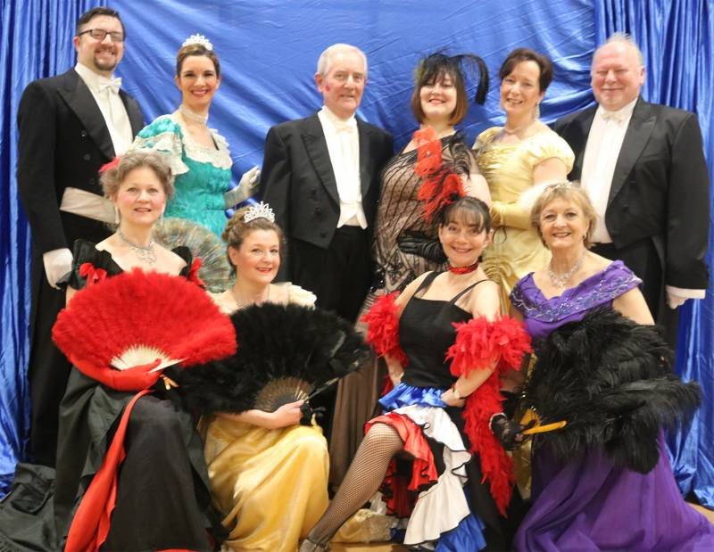 Banbury Operatic Society: Evening in Vienna Quelle: Stadt Hennef