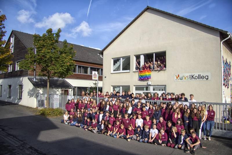 Schnuppertag für Grundschüler am Kunstkolleg Hennef Quelle: Kunstkolleg Hennef