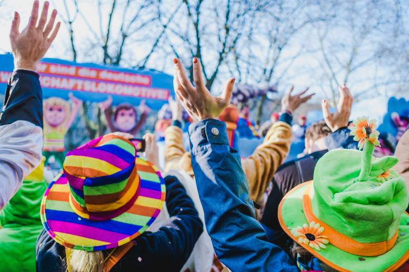 Sankt Augustin: Karnevalsumzüge 2019 Quelle: Stadt Sankt Augustin